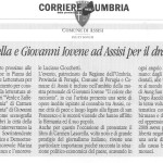 Carmen Lasorella e Giovanni Iovene 13 Maggio 2009 Assisi (PG)