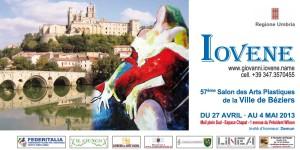 57ème Salone des Arts plastiques de la Ville de Béziers